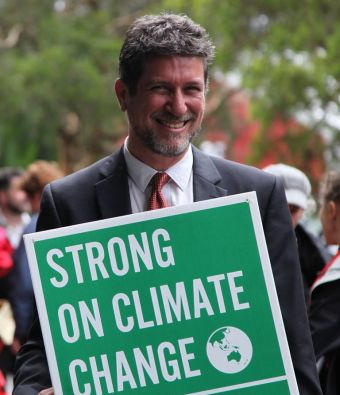 Michael Osborne, Candidate for Newcastle