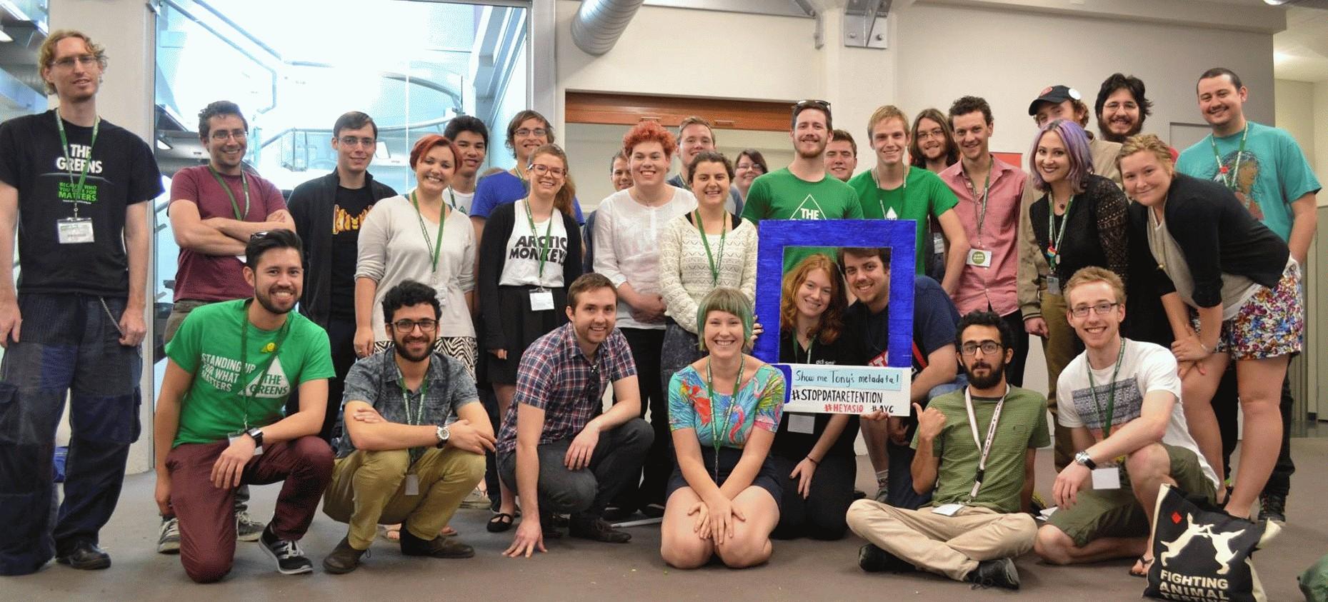Australian Young Greens