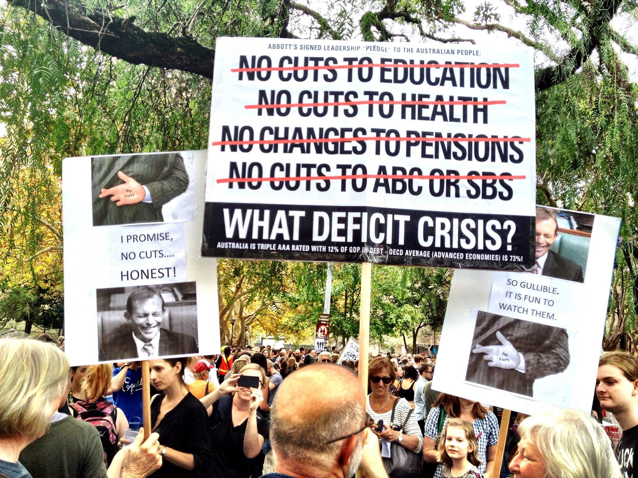 NSW Budget Forum with Greens Senator Lee Rhiannon