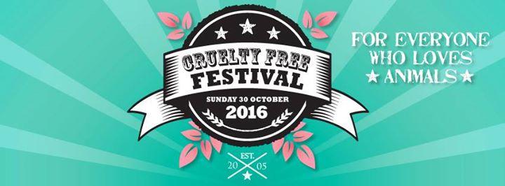 Cruelty Free Festival 2016