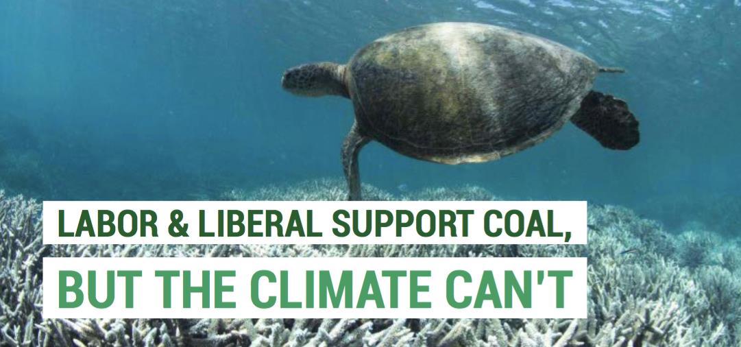 Coal vs Climate