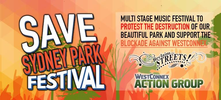 Save Sydney Park Festival, 1 Oct 2016