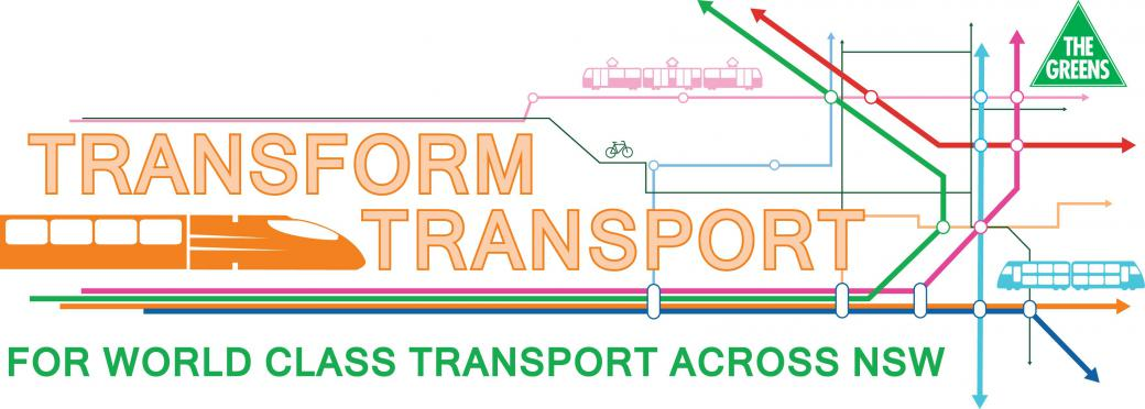 Greens Transform Transport, Mehreen Faruqi