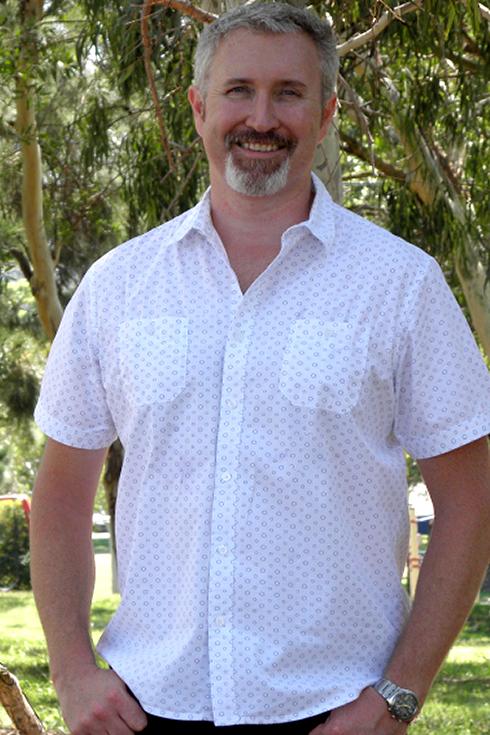 Brent Herber NSW Greens for Barton