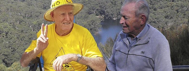 Bob Walshe & Bill Ryan