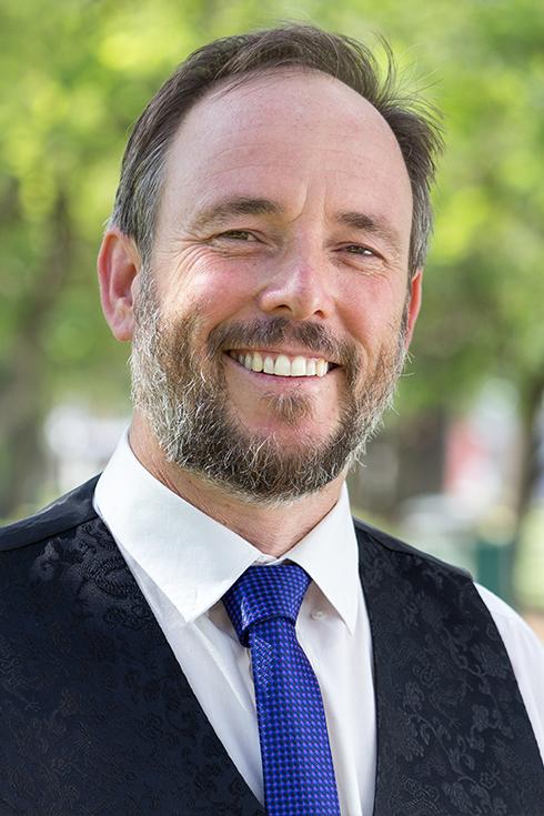 Matt Parmeter NSW Greens