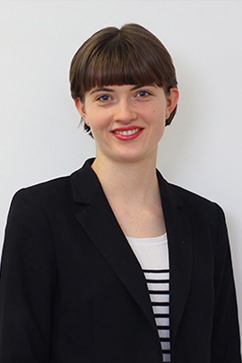 Philippa Clark Greens for Banks