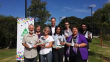 Greens Launch NSW Transport Plan 2020