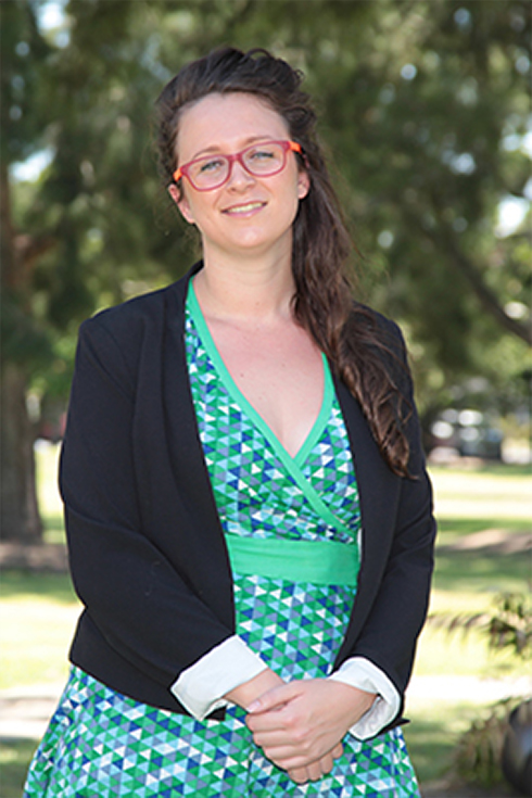 Tamara Ryan Greens for Eden - Monaro